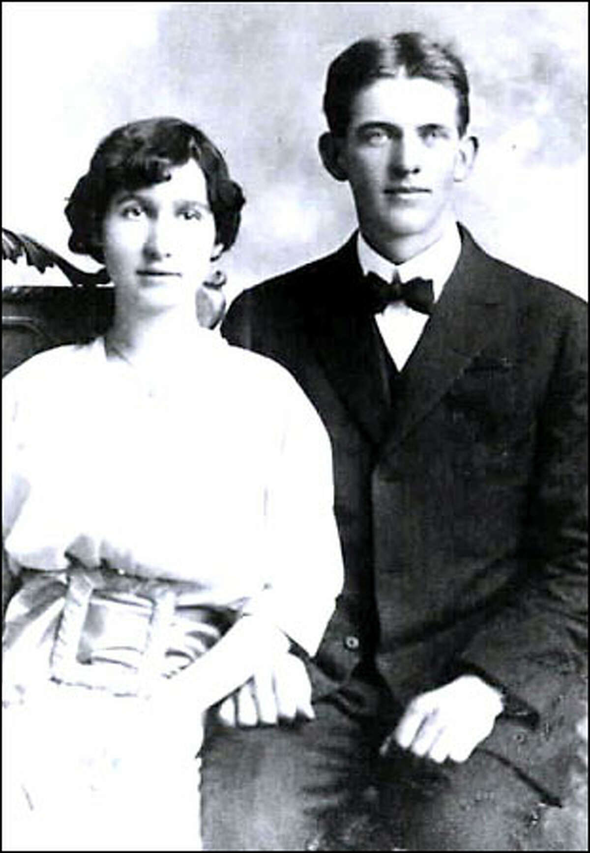 Blanche and Russell Warren vanished on their way home from Port Angeles in 1929 with a new washing machine.