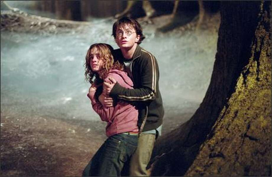 In this third Harry Potter film, the engaging young wizards must grapple with teen angst as well as Dementors. Director Alfonso Cuaron presents a tightly woven, compelling sequel meant for true fans of J.K. Rowling's books. Photo: WARNER BROS.