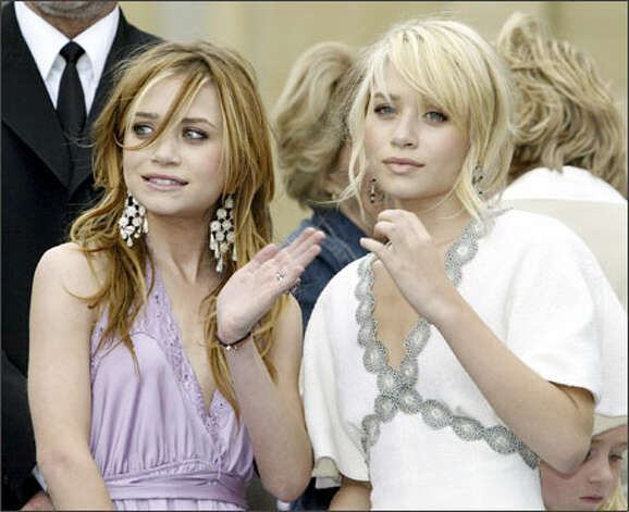 The day Mary-Kate and Ashley Olsen turned 18 was highly anticipated since the twins took possession of millions of dollars at that time. Photo: /Associated Press / AP
