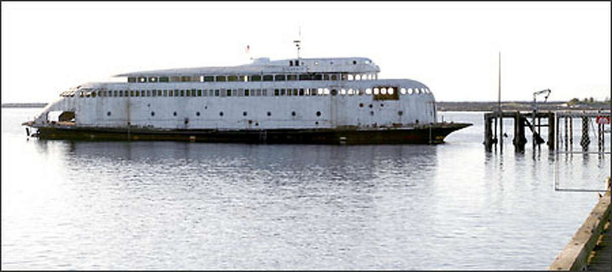 Since being towed to Neah Bay in March, the historic art-deco ferry Kalakala has continued to run into trouble.