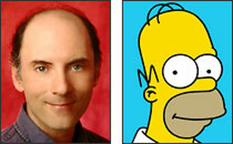 Dan Castellaneta has been the voice of Homer Simpson from the series' beginning in 1989. Photo: AP/FOX