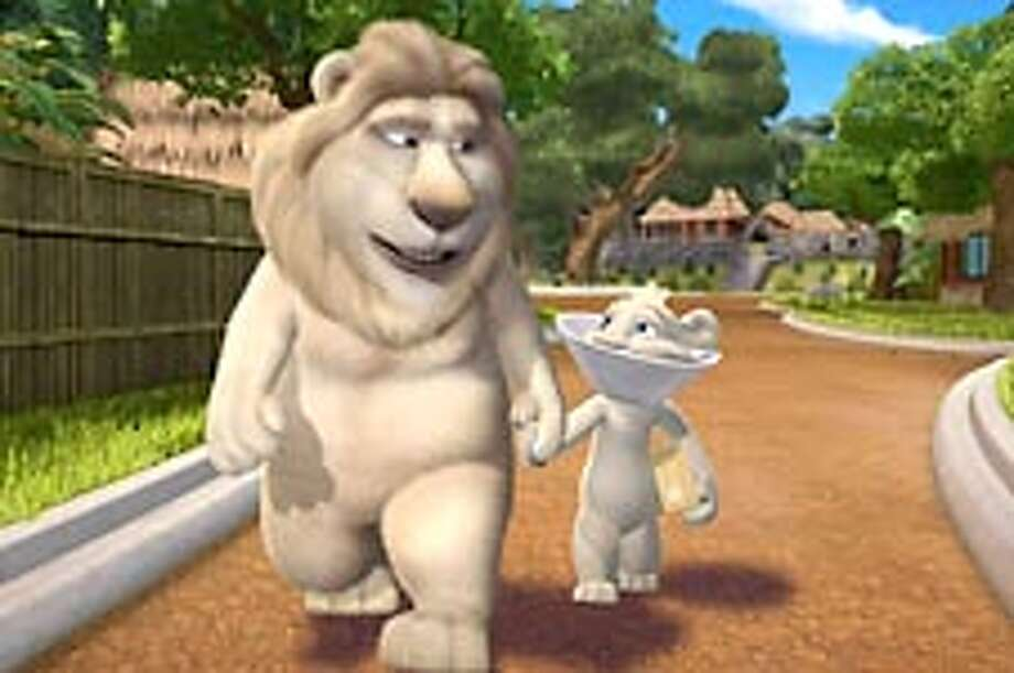 """John Goodman is the voice of Larry the Lion, a put-upon dad in """"Father of the Pride,"""" an animated comedy for adults on NBC. Photo: NBC"""