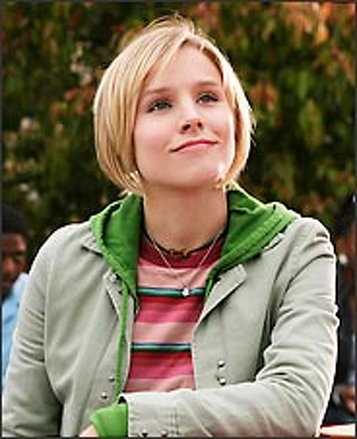 Kristen Bell is cool, realistic and likable as Veronica in UPN's
