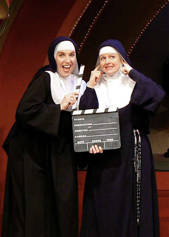 "The latest edition of the hit ""Nunsense"" franchise - ""Nunset Boulevard"" - is opening at Bridgeport's Downtown Cabaret Theatre Friday, March 25, where it is set to run through April 17. Photo: Contributed Photo / Connecticut Post Contributed"