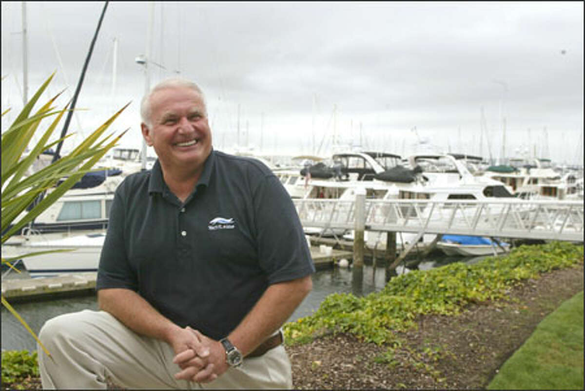 Commodore Finn Knutsen of YachtLease Seattle has told boat owners wanting to dodge taxes to go elsewhere for charter management because he says he wants to be profitable.
