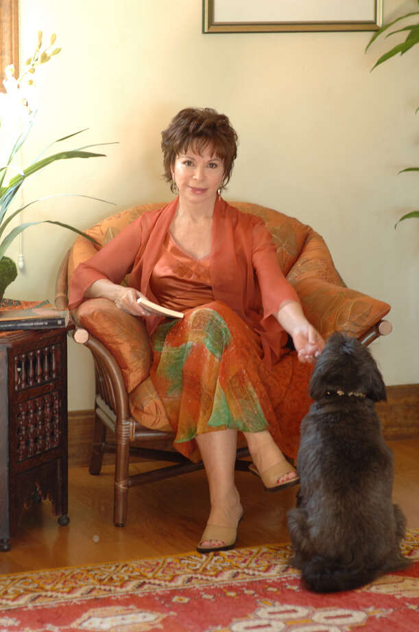 Aside from her visit to San Antonio, author Isabel Allende is taking a year's sabbatical from travel. Photo: Courtesy Photo