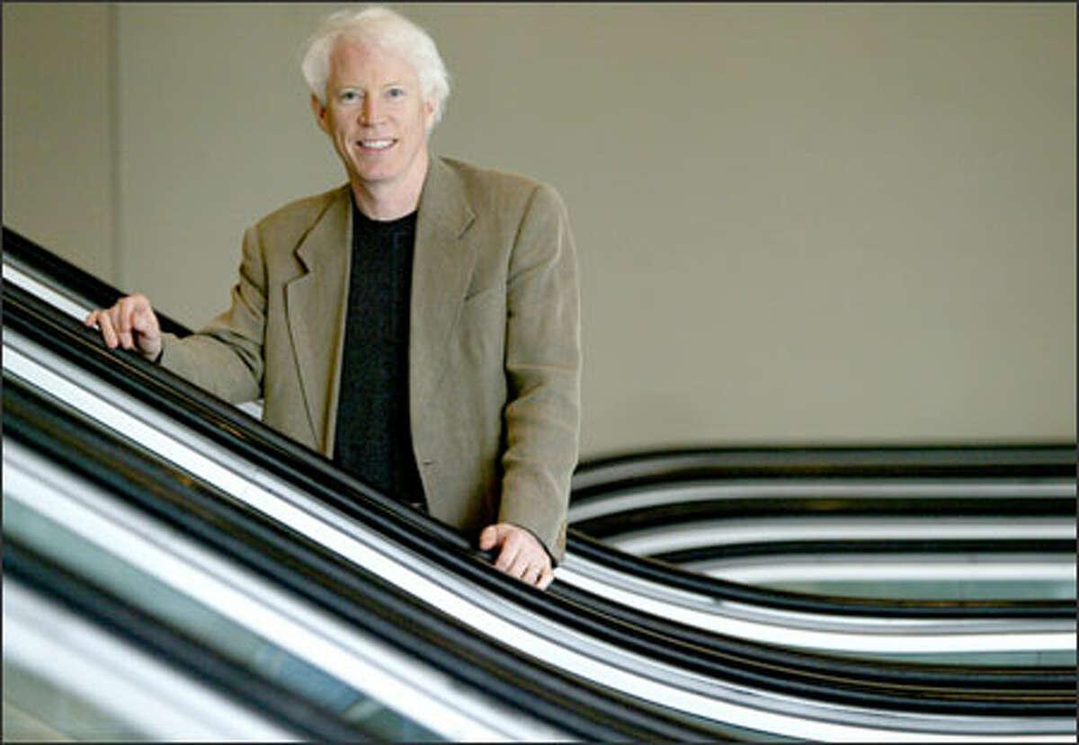 Jim Allchin, the top Windows executive: