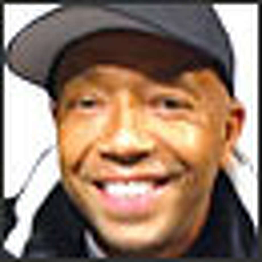 Russell Simmons does it all: Music, fashion, yoga, philanthropy.
