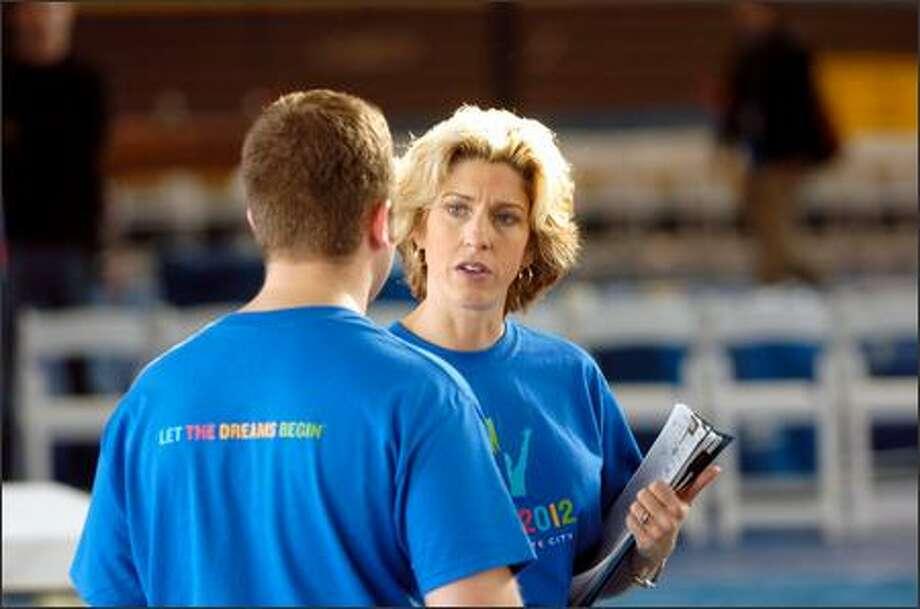 Tana showed ineffective leadership by demeaning teammates. Photo: NBC PHOTO