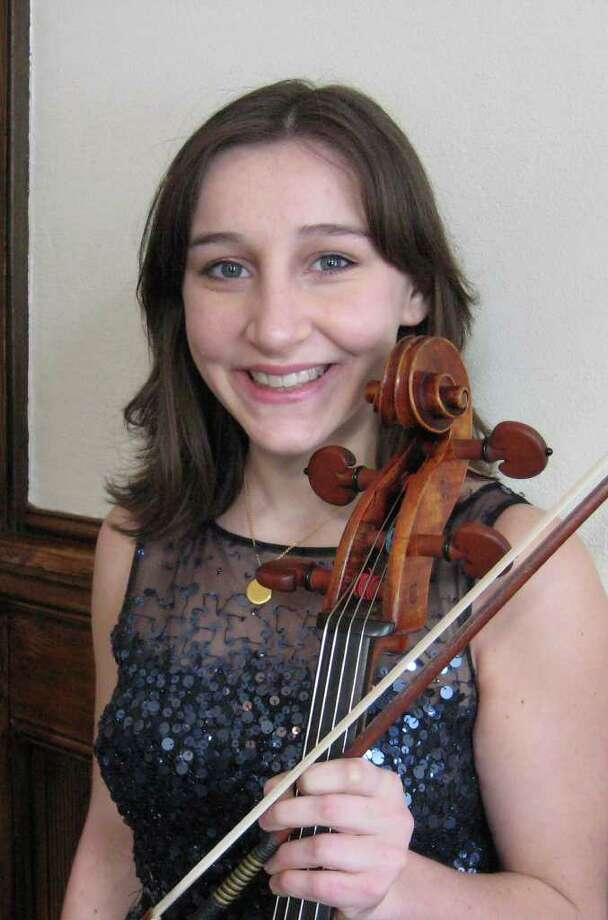 American Chamber Orchestra has named Eliza Fath, a 16-year-old Fairfield cellist, a winner in its concerto competition in February at the Pequot Library. Photo: Contributed Photo / Fairfield Citizen contributed