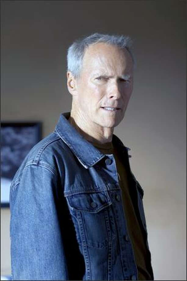 Clint Eastwood plays Frankie Dunn, a professional boxing trainer and owner of The Hit Pit, an old-school boxing gym nestled in gritty downtown Los Angeles. The Hit Pit is Frankie's life. Photo: Warner Brothers