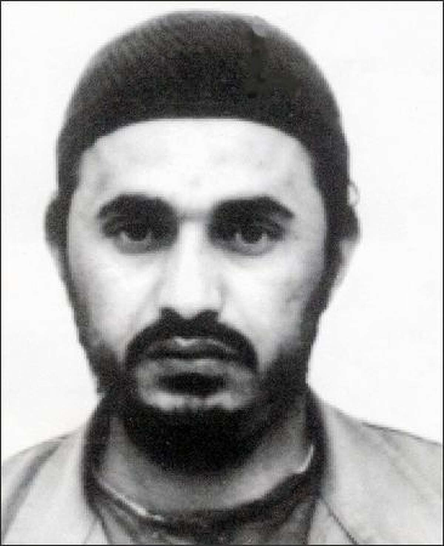 Abu Musab Al-Zarqawi, Jordanian terror mastermind.