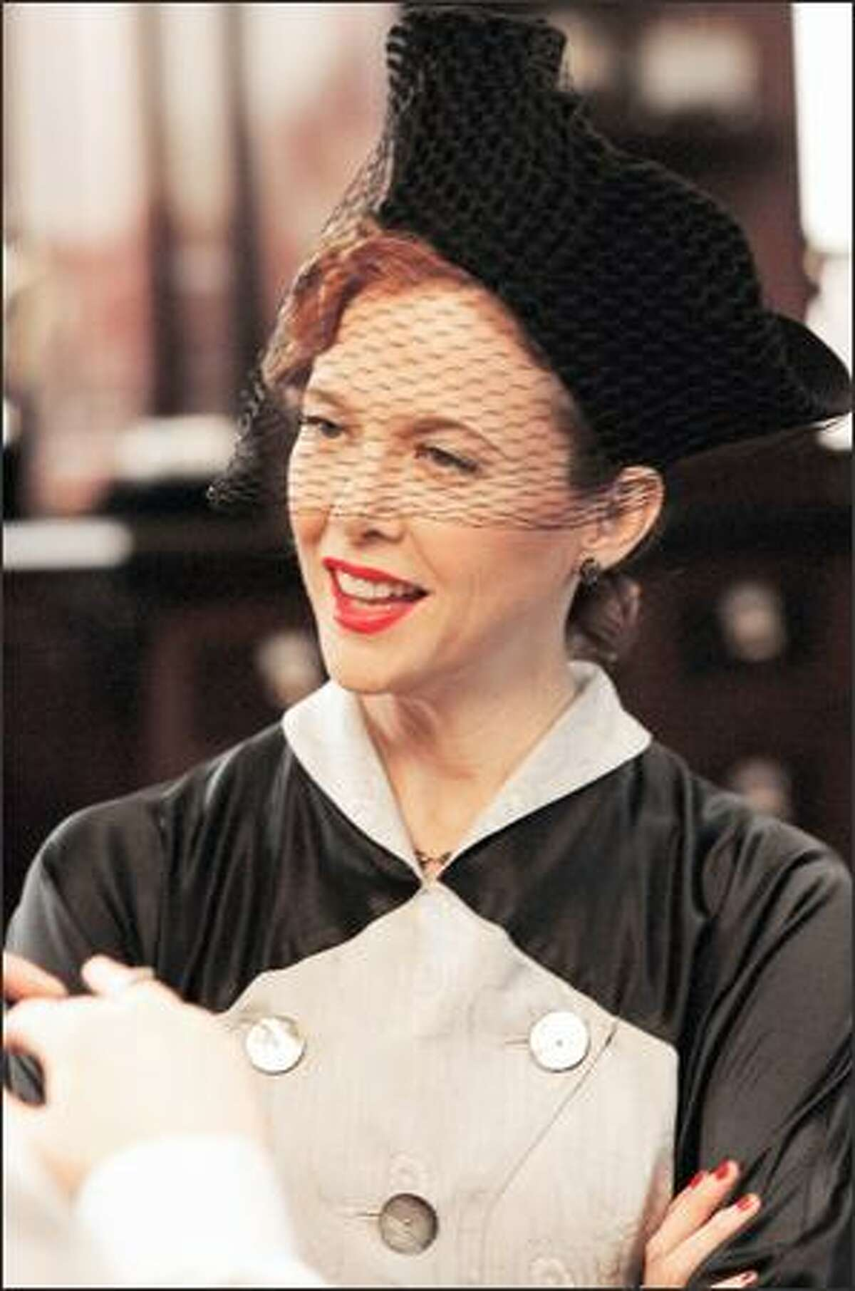 Annette Bening stars as Julia Lambert, a stage diva in 1930s London, in