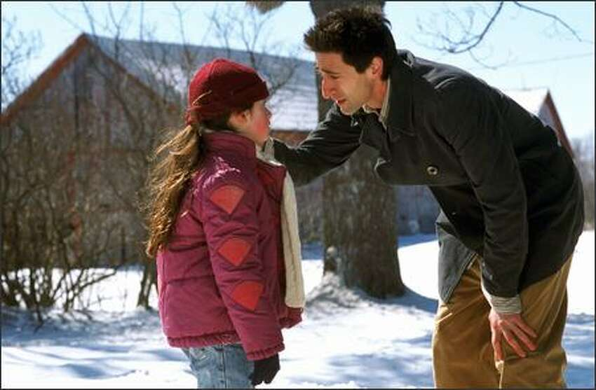 Nine months later, hitchhiking along a snowbound Vermont highway, Starks encounters a broken down pick-up truck. The driver, a drunken, disoriented mother named Jean, and her 8-year-old daughter, Jackie (Laura Morano), are stranded at the roadside. With Jean too drunk to speak with him, Starks approaches Jackie and offers his help and gets the truck started.
