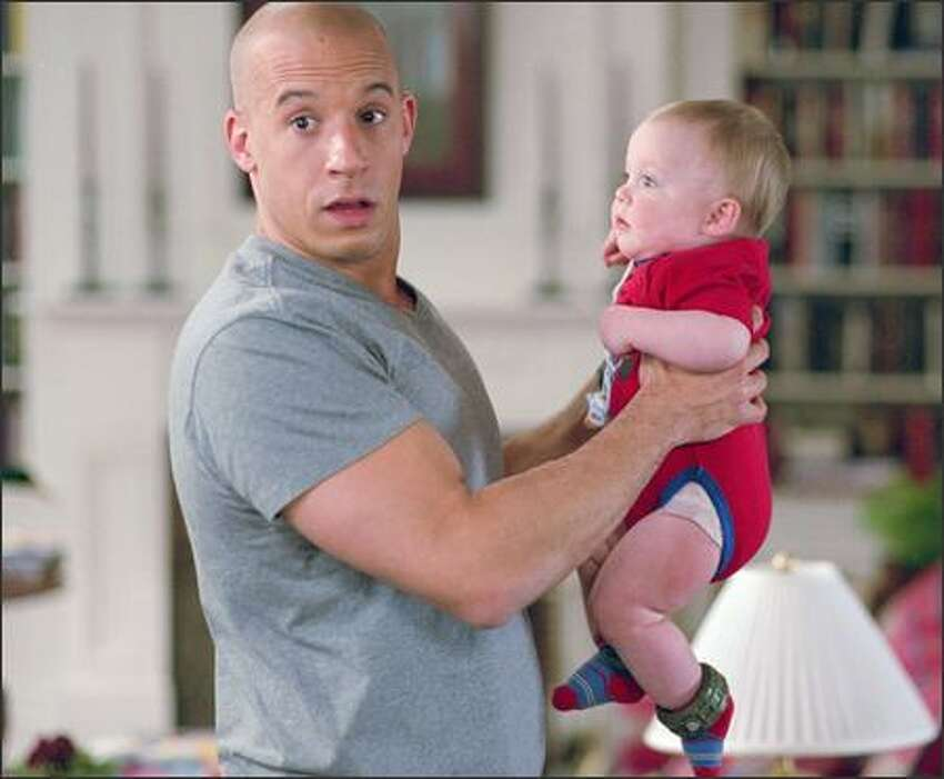 Vin Diesel redefines the term action hero as he makes his first foray into comedy. Assigned to protect the endangered children of an assassinated scientist working on a secret invention, Shane Wolfe (Diesel) is suddenly faced with juggling two incompatible jobs: fighting evil while keeping house.