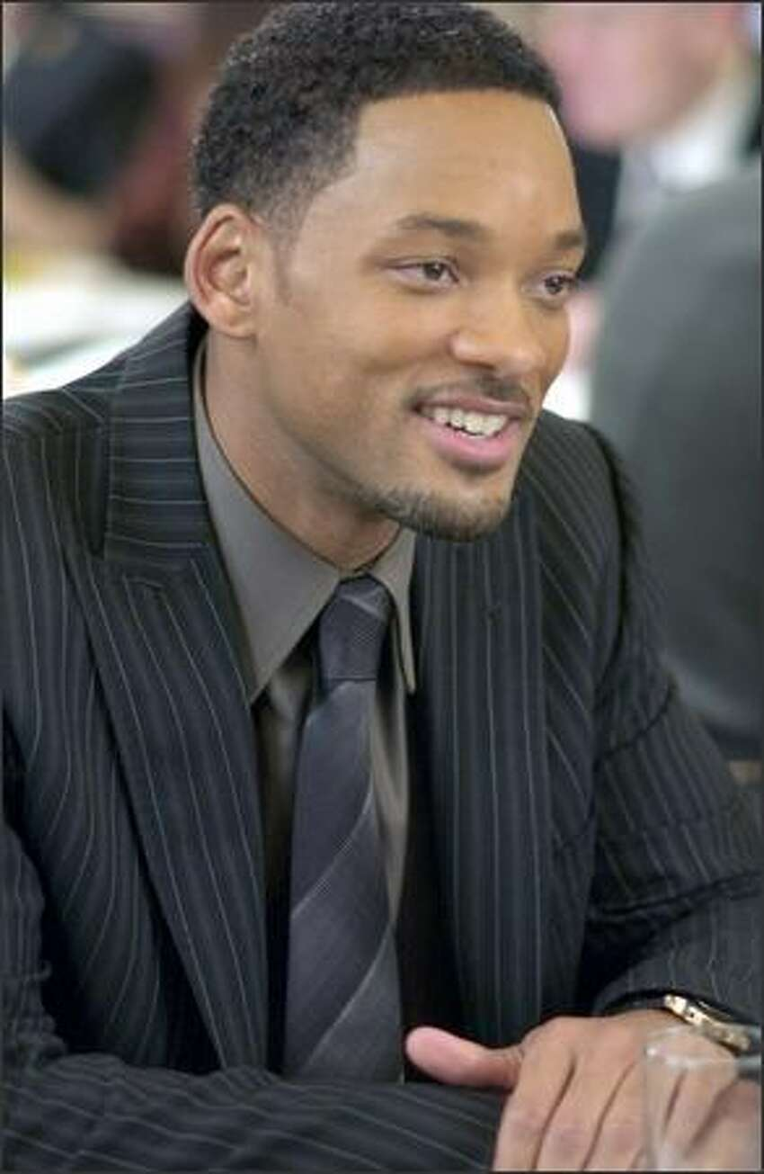 Will Smith stars in Columbia Pictures' romantic comedy,