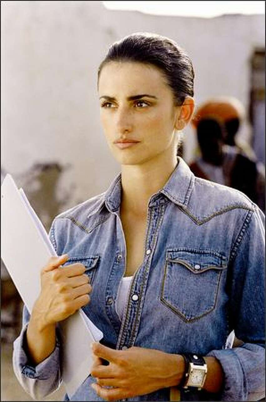Penelope Cruz stars as Eva Rojas, a beautiful and brilliant doctor who believes that a hidden treasure may be connected to a larger problem in
