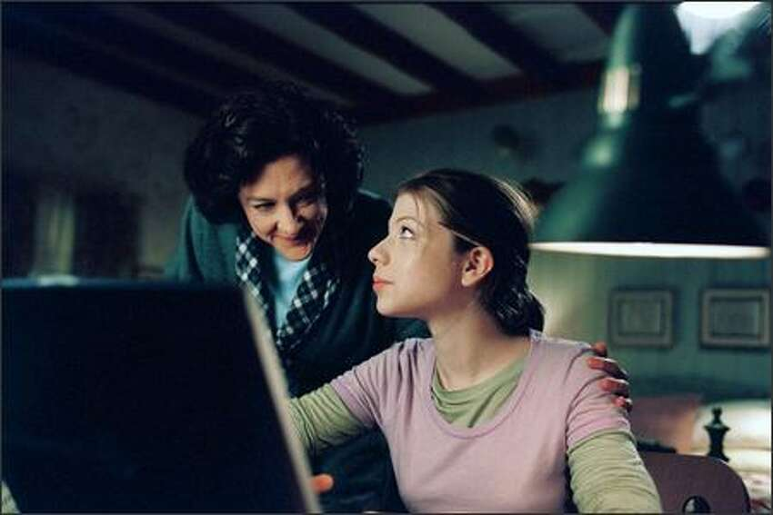 Casey is just trying to please her hard-working single mom (Joan Cusack), who's got her daughter on the fast track to Harvard, when she decides to do a report on the physics of figure skating.