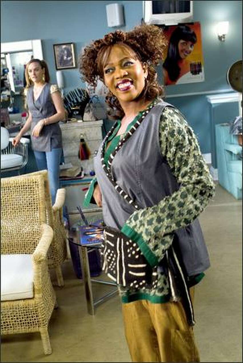 Alfre Woodard plays Ms. Josephine. Woodard says her character