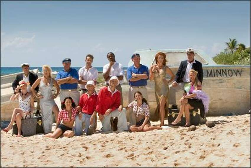 The Castaways for the second season of