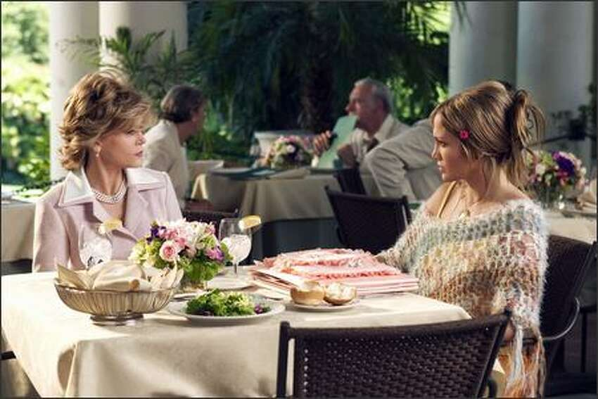 After years of looking for Mr. Right, Charlotte 'Charlie' Cantilini (Jennifer Lopez) finally finds the man of her dreams only to discover that his mother, Viola (Jane Fonda), is the woman of her nightmares.