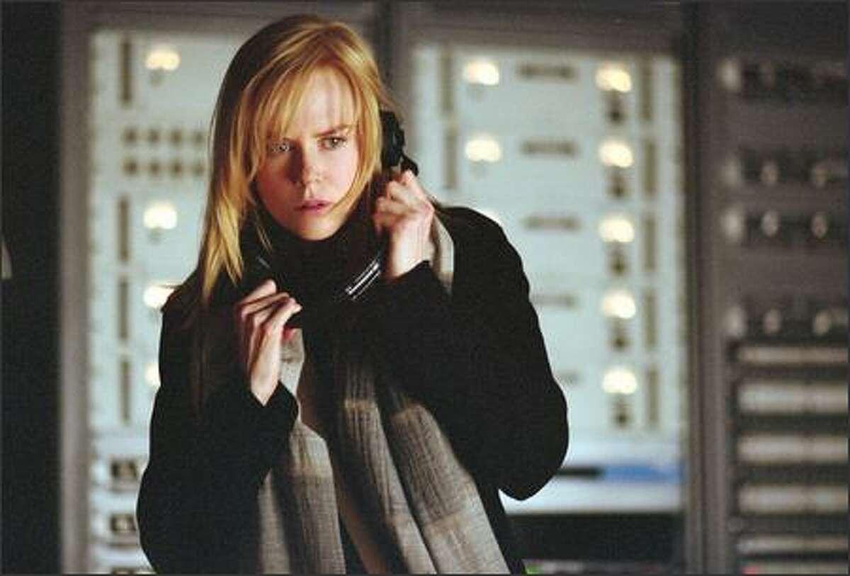 Nicole Kidman stars as South African U.N. interpreter Silvia Broome in