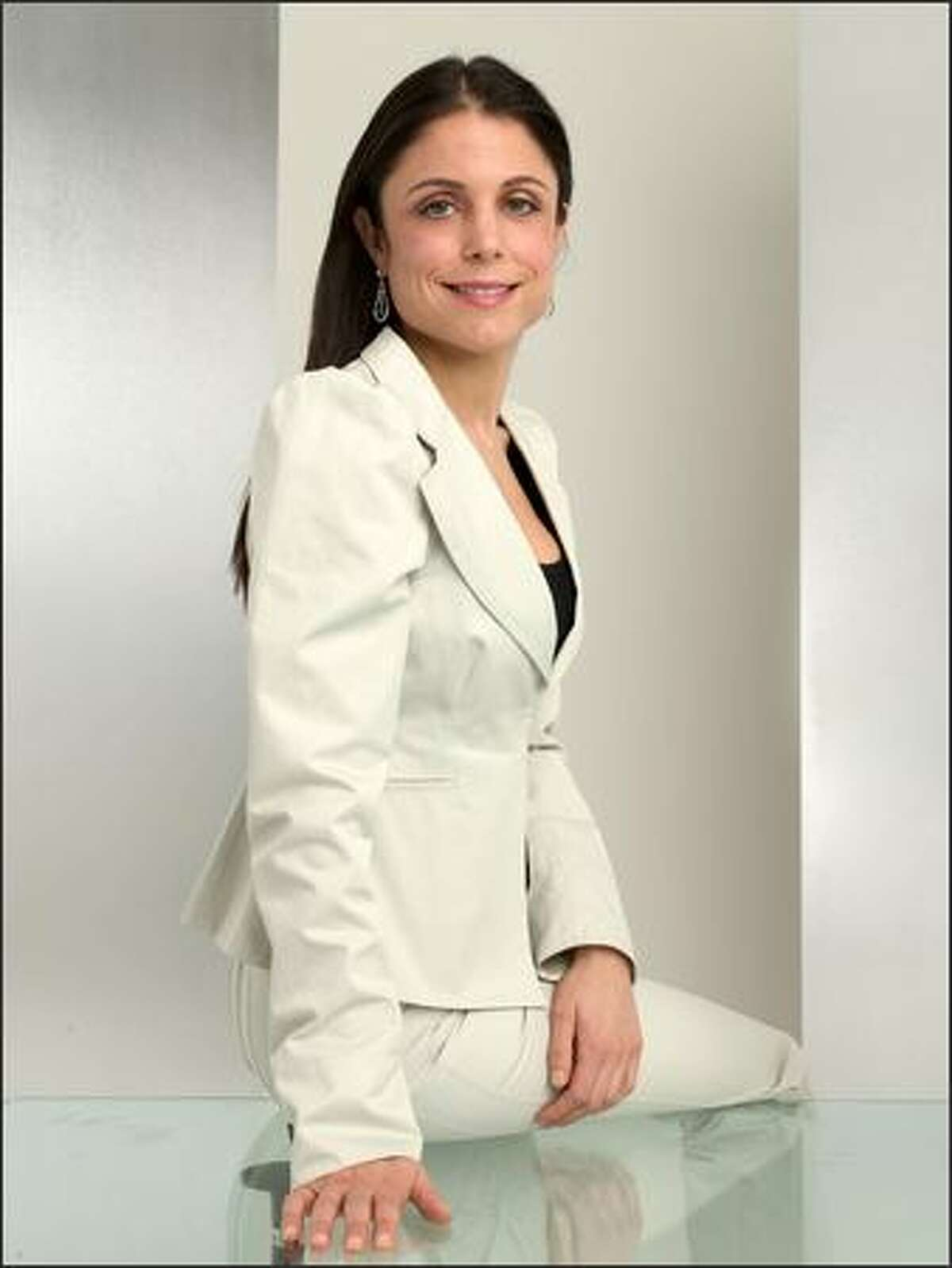 Bethenny Frankel, 34, natural foods chef, New York Bethenny works for a custom food delivery service providing healthy meals to celebrities and high-profile individuals with unique needs. She is also a consulting chef for Boca Burger and attended culinary school, where she studied food and healing. The NYU graduate owns bethennybakes.com, which makes lowfat, wheat-, dairy- and egg-free cookies. Prior to becoming a chef, Bethenny produced large-scale entertainment events for Merv Griffin Productions in Los Angeles and founded In Any Event, a company dedicated to producing high-profile celebrity events. She also started Princess Pashmina, a pashmina shawl importer, selling to celebrity clients and stores around the world. Bethenny, whose active lifestyle includes yoga, snowboarding and rollerblading, lives in New York City with her dog, Cookie.