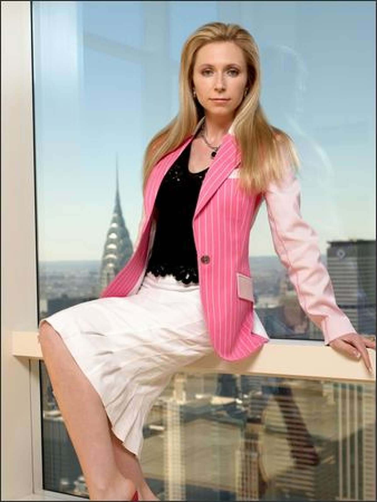 Alla Wartenberg, salon and spa chain owner, Las Vegas, Nev.: Alla, 31, a self-made multimillionaire, owns a chain of upscale Dolphin Court Salons & Day Spas in Las Vegas. She also builds million-dollar custom mansions for resale and invests avidly in commercial and residential land. Born and raised in Kishinev, Moldavia, Alla moved to the United States with her parents in 1988 to fulfill the
