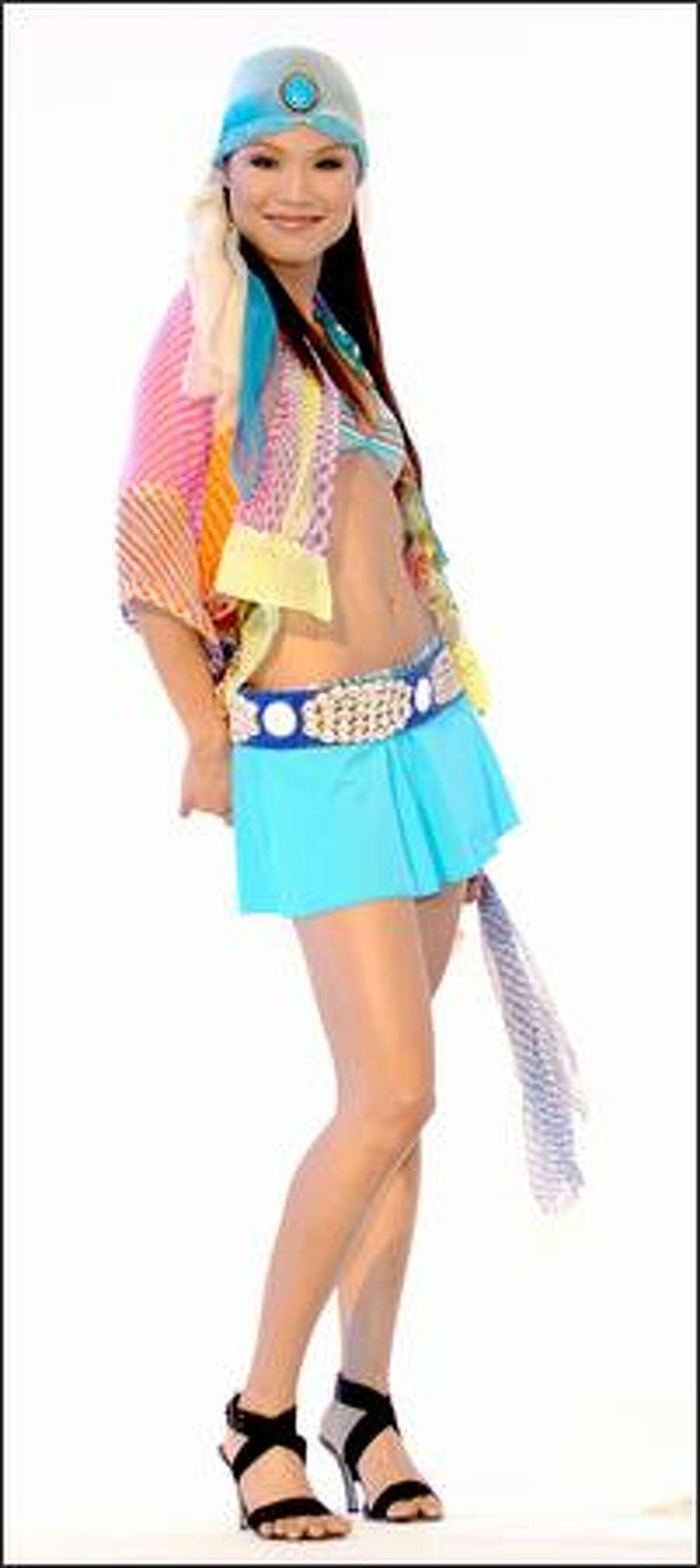 Cheryl Tay, Miss Singapore.