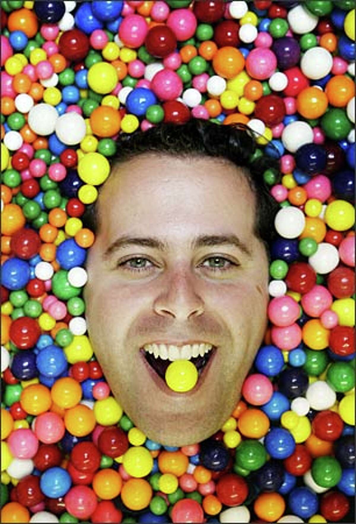 Tal Moore founded Seattle-based Gumballs.com in his bedroom when he was 25 years old. The gumball machine company has grown into an international business with millions of dollars in sales.