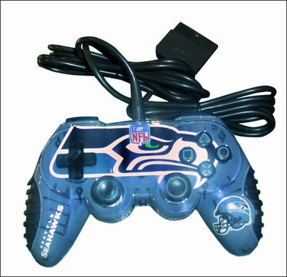 "PS2 controller, $40 - ""No way, that's cool,"" Jim effuses. Don't worry Xbox people, there's a model for your system too."