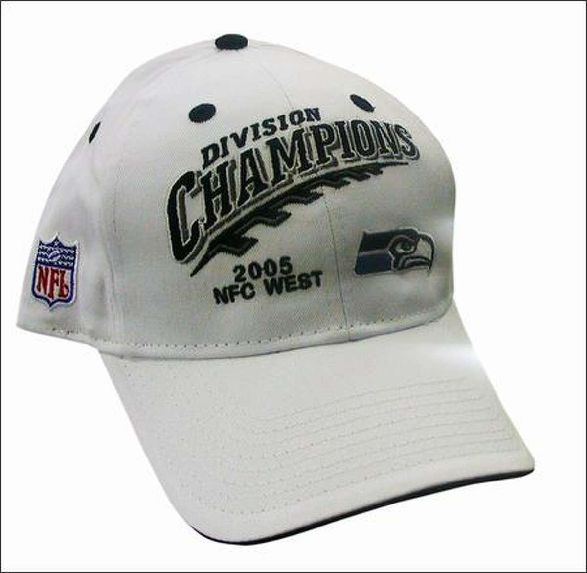 NFC Division Champions 2005 cap, $21.99 -