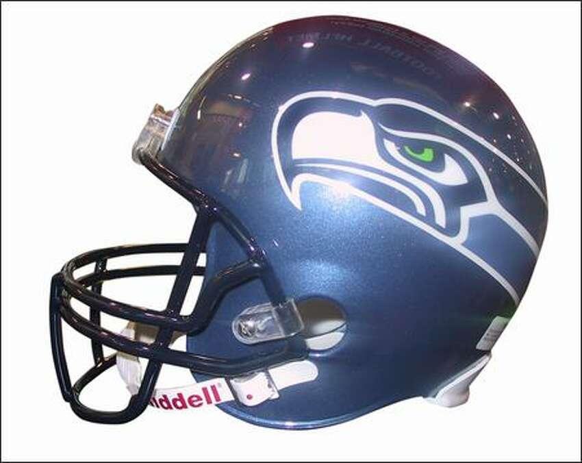 Football helmet, $119.99 -