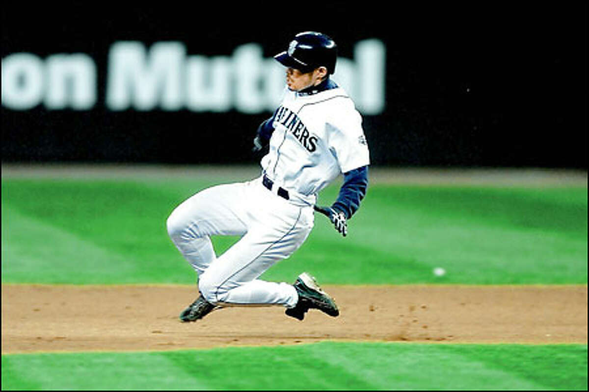 Not only is Ichiro the first postion player from Japan to make the jump to the major leagues, he drew more All-Star votes worldwide than any player in the game.