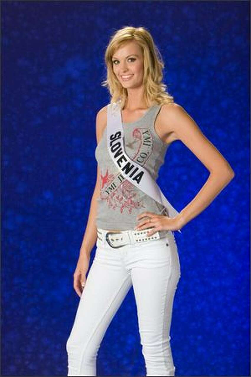 Tjasa Kokalj, Miss Slovenia 2007.