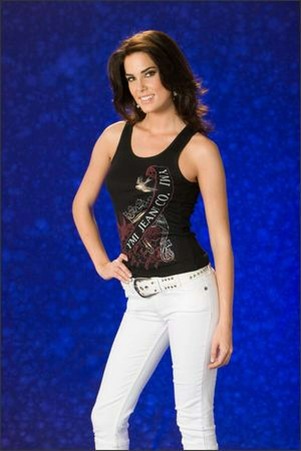 Natalia Zabala Arroyo, Miss Spain 2007.