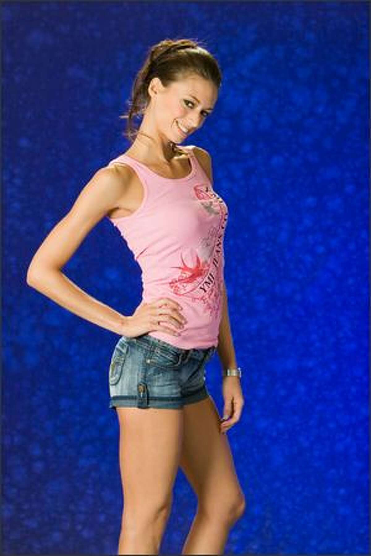 Valentina Massi, Miss Italy 2007.