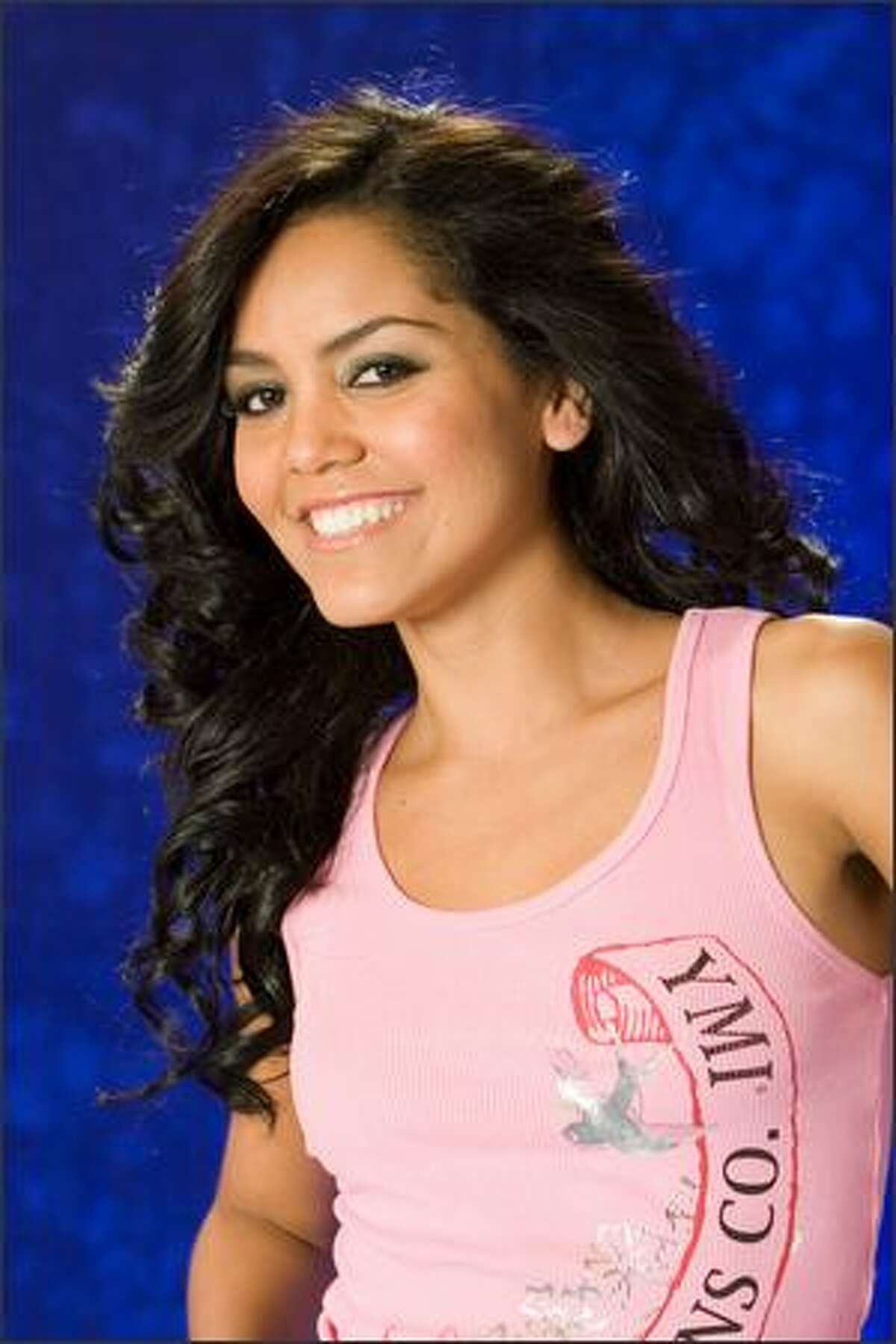 Wendy Salgado, Miss Honduras 2007, poses in her YMI Jeanswear at the Camino Real Mexico in Mexico City on May 4. She will compete for the title of Miss Universe 2007 during the NBC broadcast of the 56th annual Miss Universe competition from Mexico City on May 28.