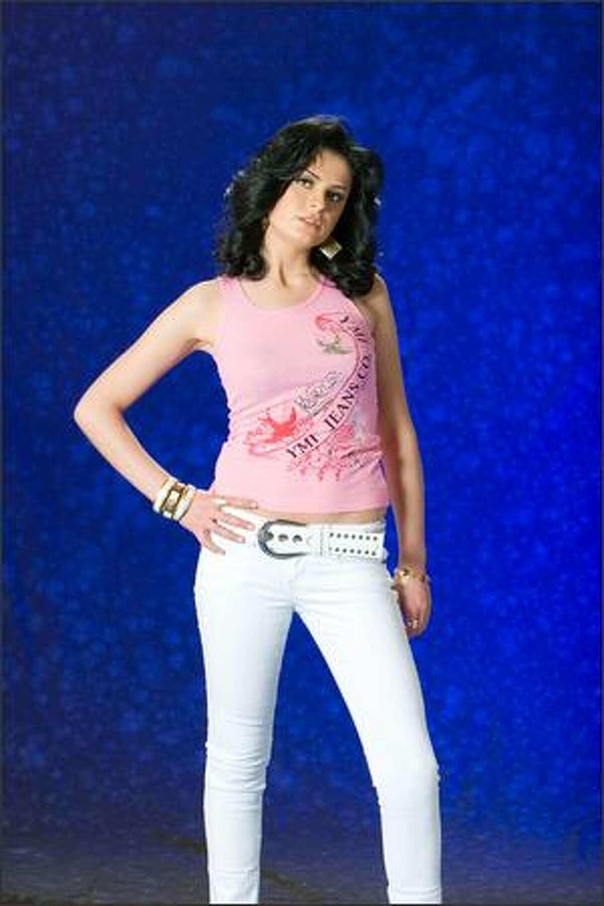 Ana Giorgelashvili, Miss Georgia 2007.