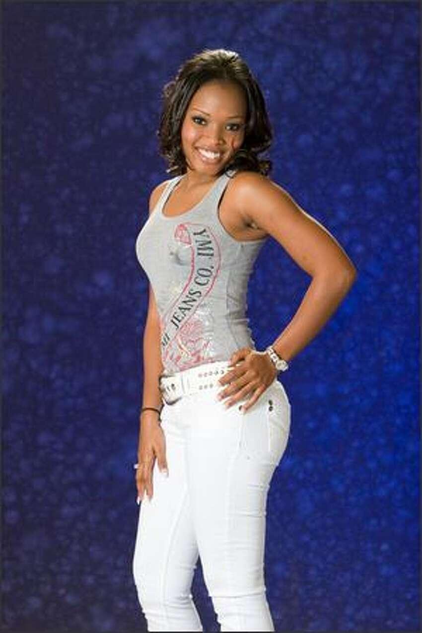 Saneita Barbara Been, Miss Turks & Caicos 2007.