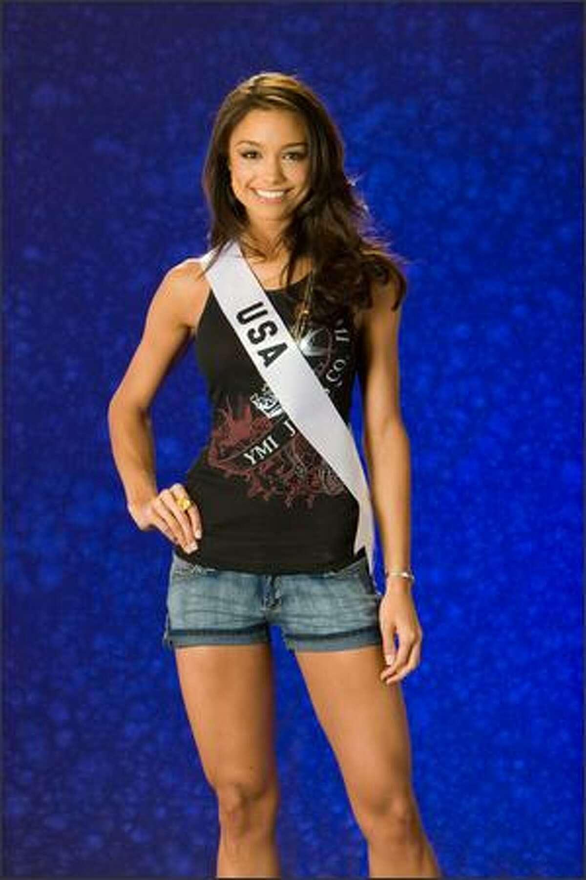 Rachel Smith, Miss USA 2007.
