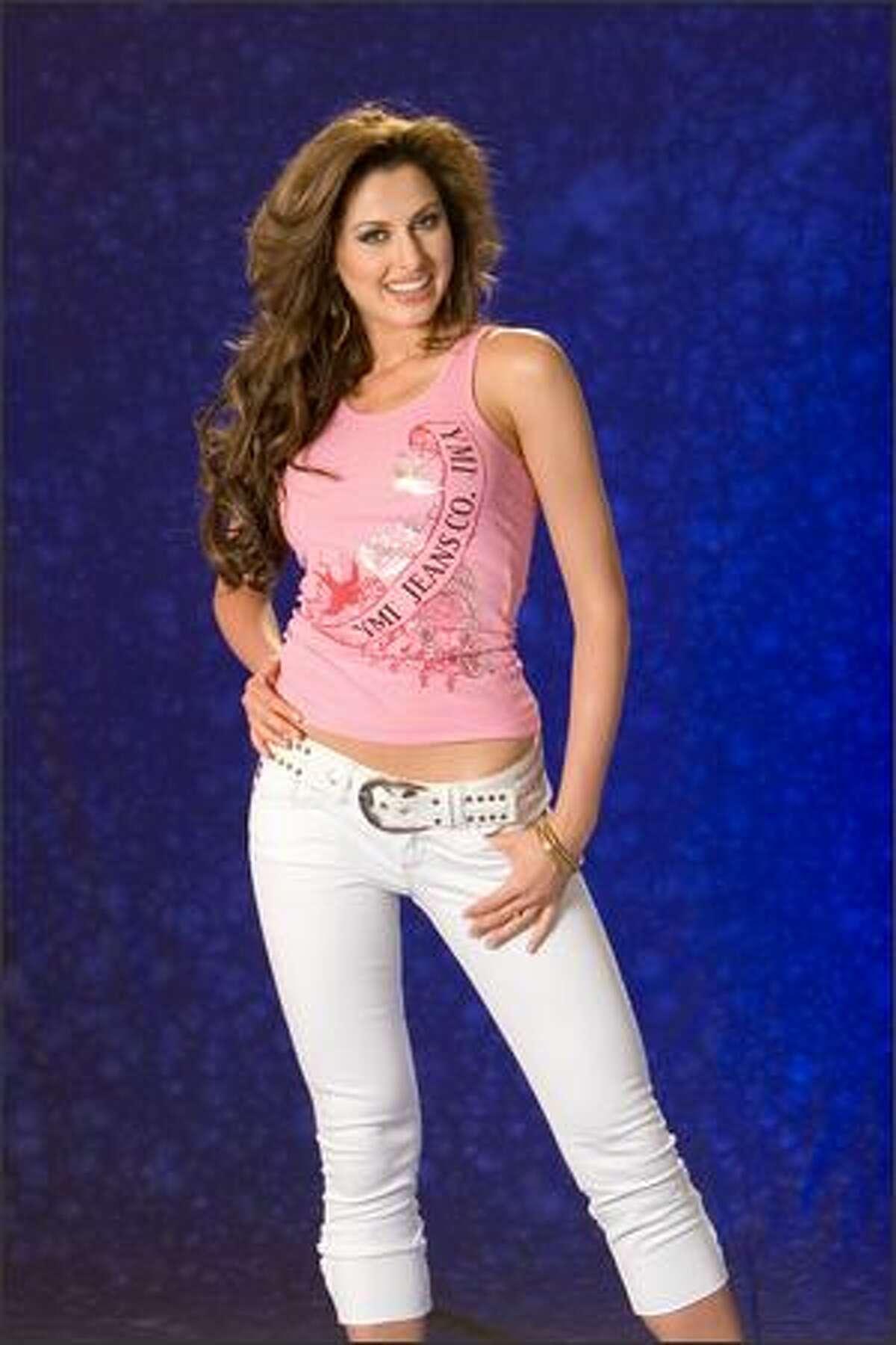 Inga Skaya, Miss Canada 2007.