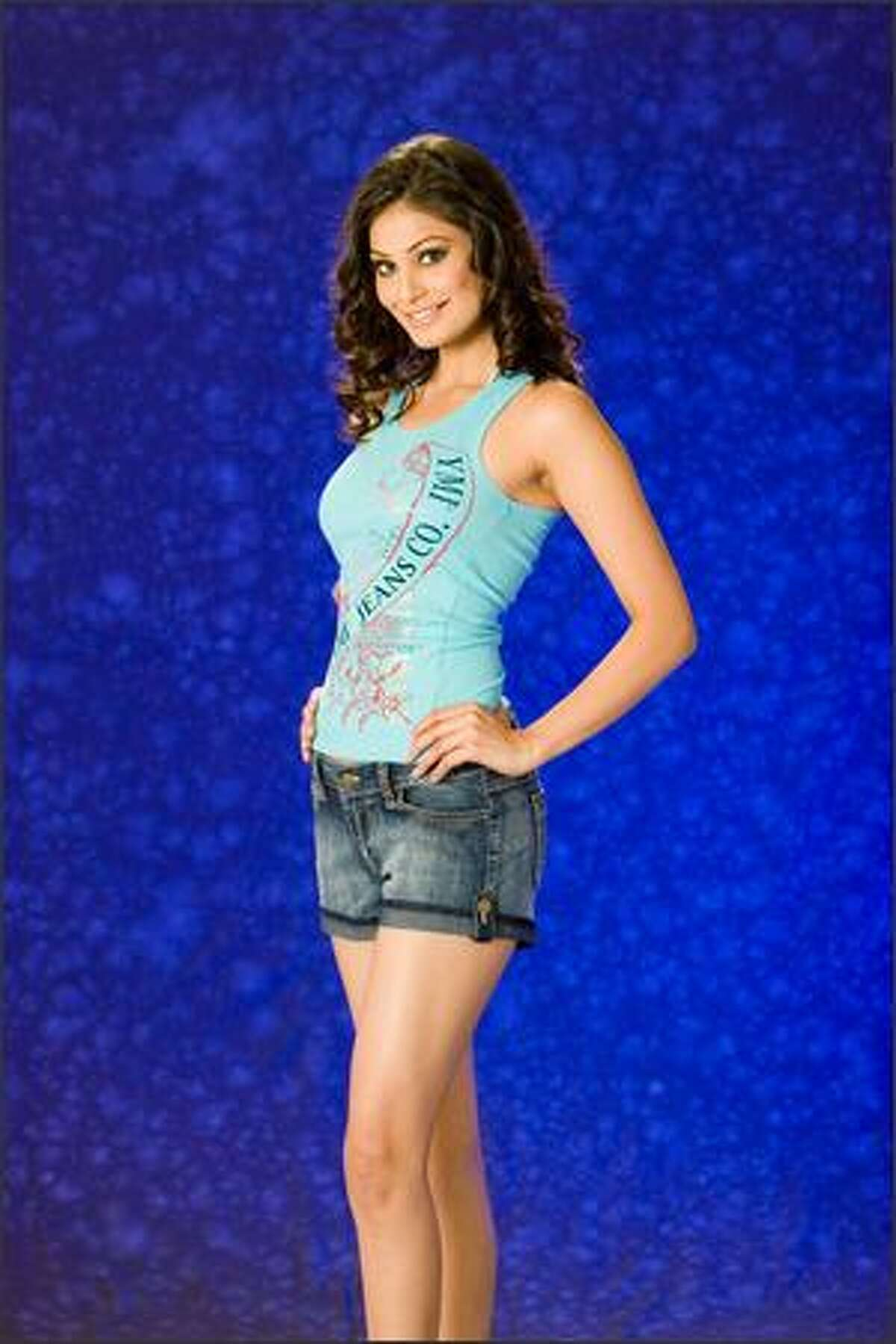 Puja Gupta, Miss India 2007.