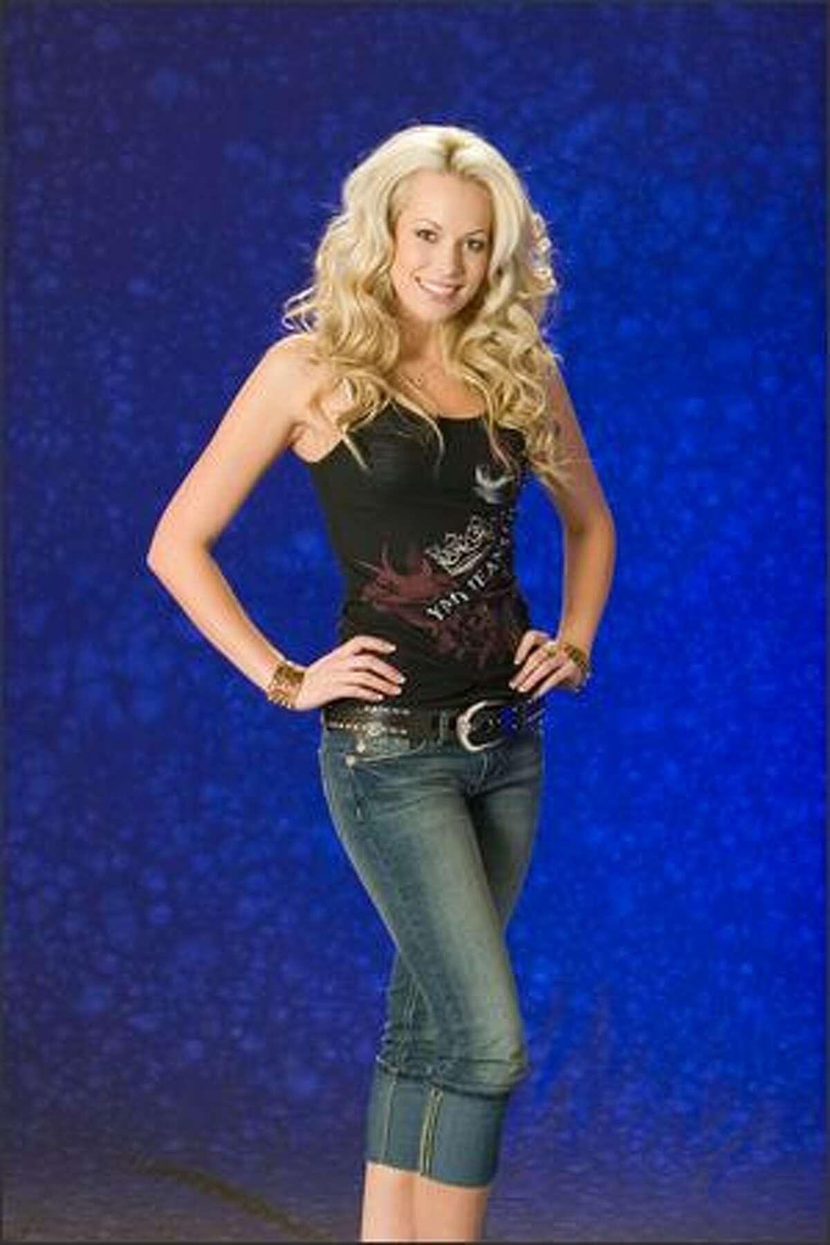 Laural Barrett, Miss New Zealand 2007.