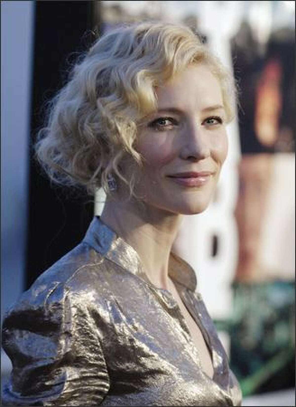 Cate Blanchett, a cast member in the film