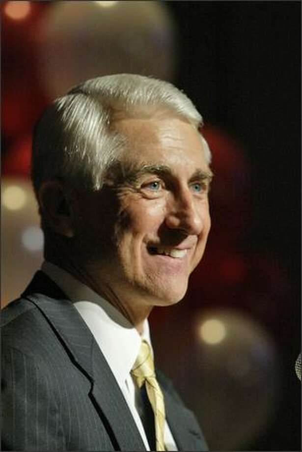 Rep. Dave Reichert, R-Wash. He's missing the Republican convention in Cleveland and going to bat for a federal lands conservation program marked for extinction by some of his extreme anti-environmental GOP House colleagues.  Photo: Mike Kane, Seattle Post-Intelligencer