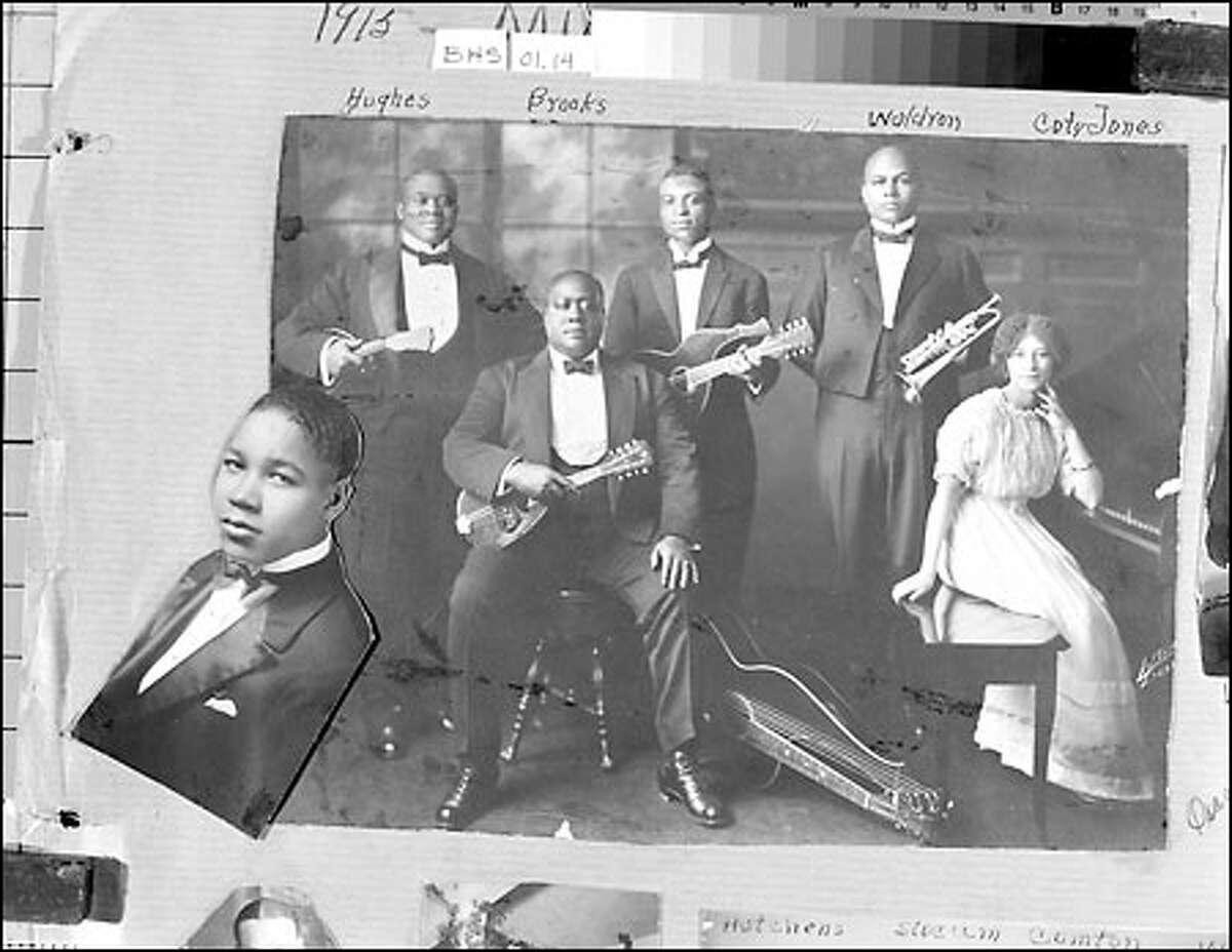 Musicians, 1915