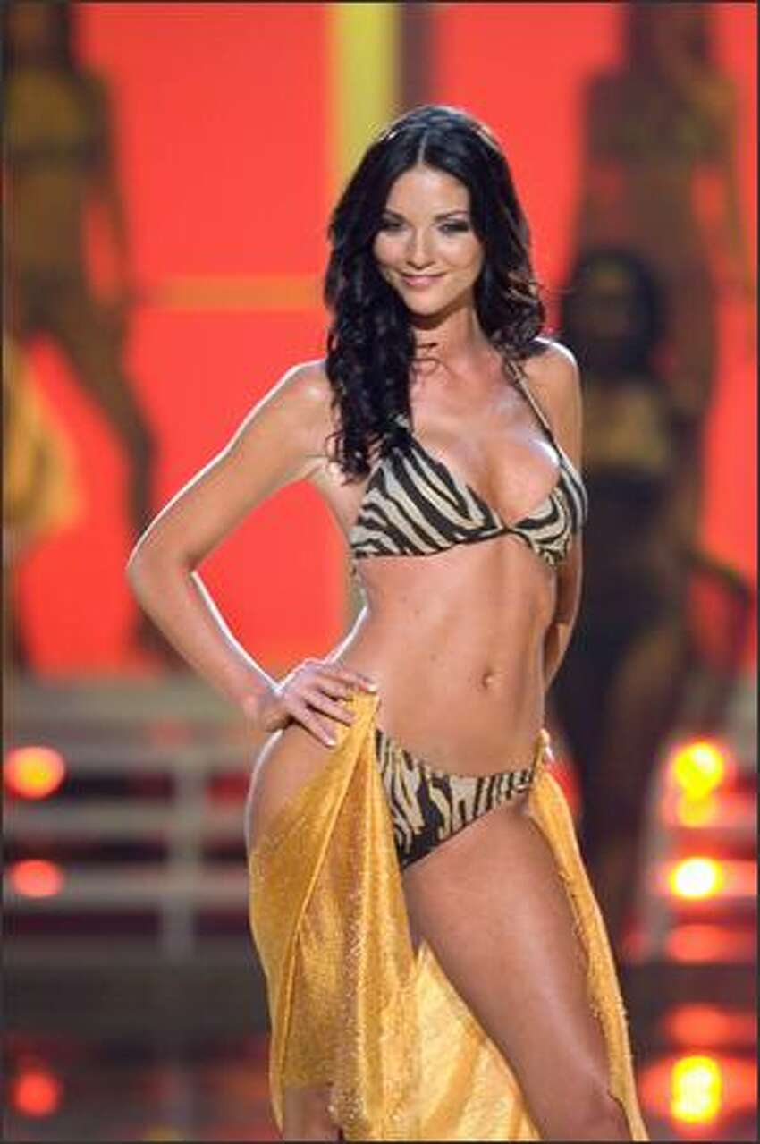 Zaklina Sojic, Miss Denmark 2007.