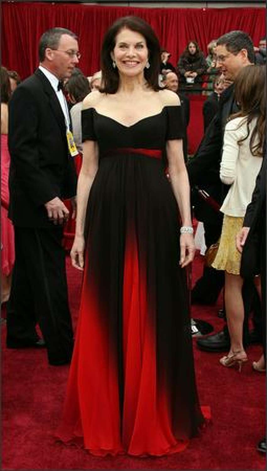 Sherry Lansing attend the 79th Annual Academy Awards. (Frazer Harrison/Getty Images)