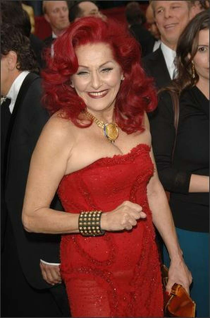 Designer Patricia Field attends the 79th Annual Academy Awards. (Stephen Shugerman/Getty Images)